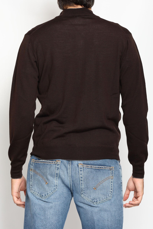 MERINOS WOOL BLOUSON FRANCESCO PIERI   Knitwear   FU03606C027098