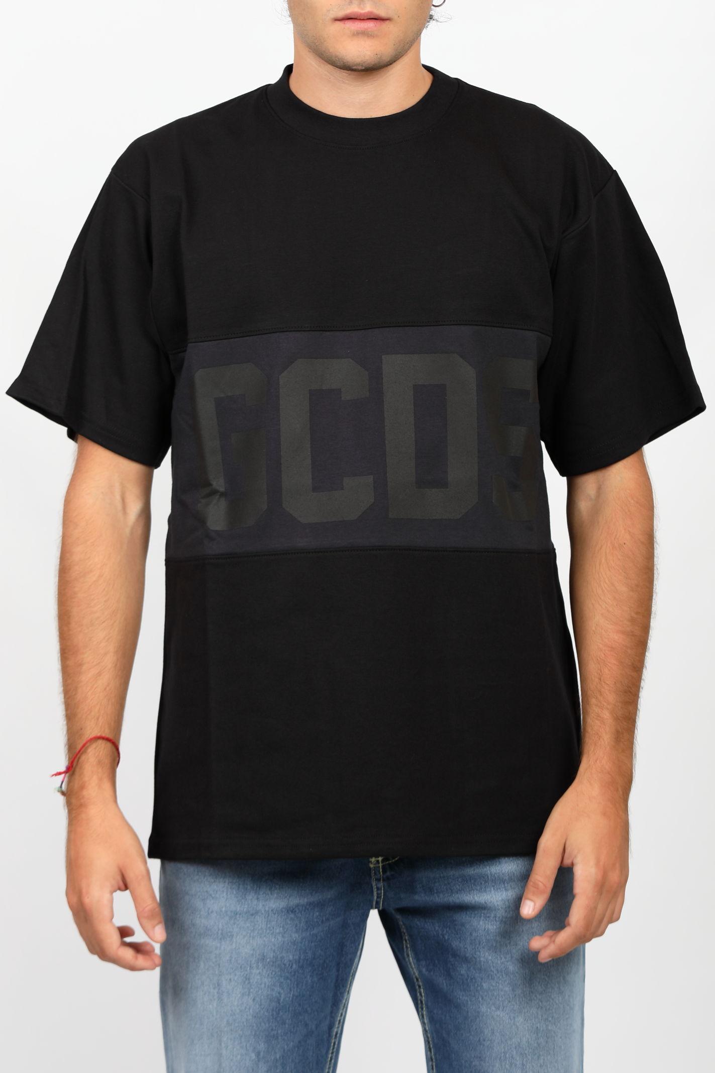 BAND LOGO TEE GCDS | T-shirt | CC94M02150102