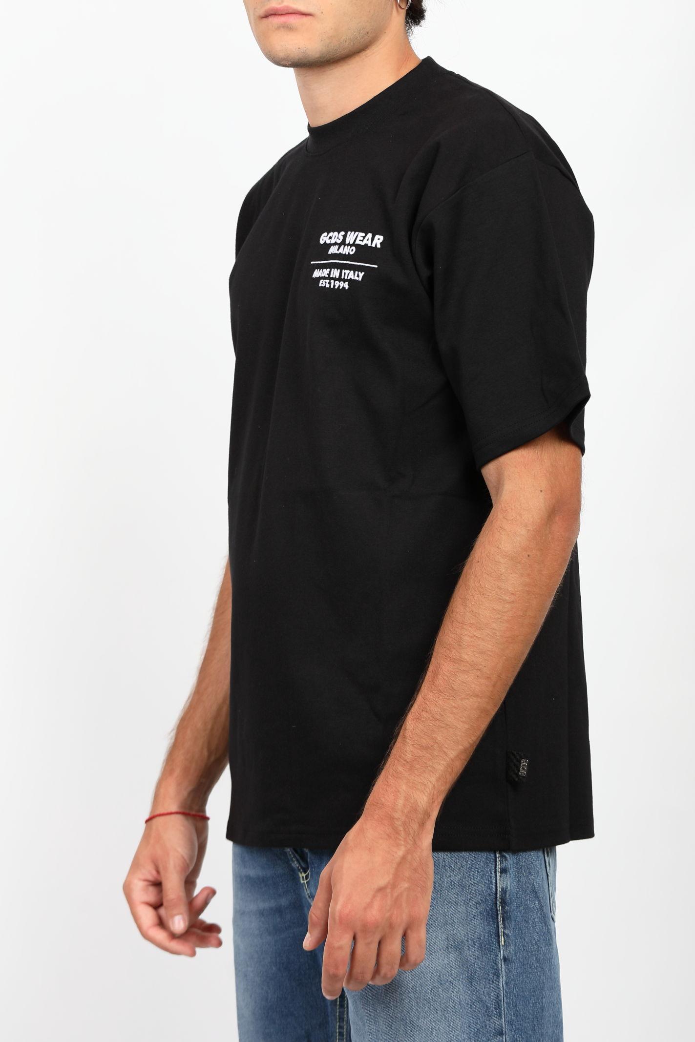 COLLEGE TEE GCDS | T-shirt | CC94M02150902
