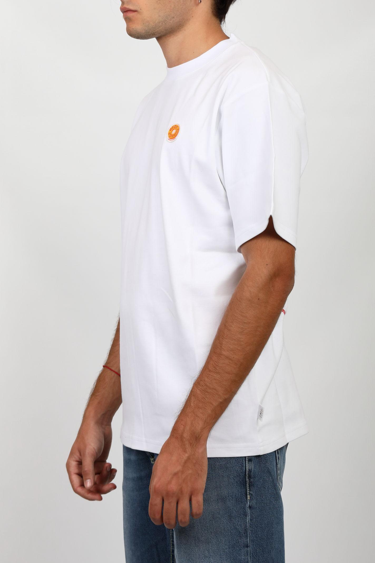 REGULAR TEE CANDY GCDS | T-shirt | FW22M02005401