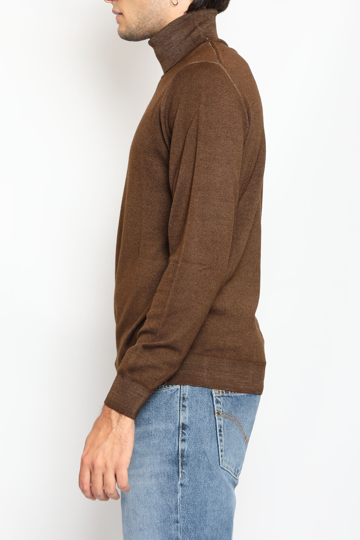 WOOL TURTLENECK JEORDIE'S   Knitwear   86612358
