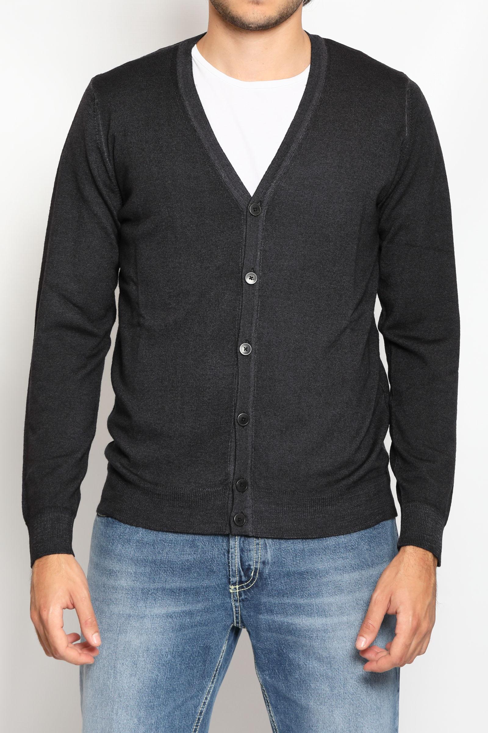 WOOL CARDIGAN JEORDIE'S | Knitwear | 86613991