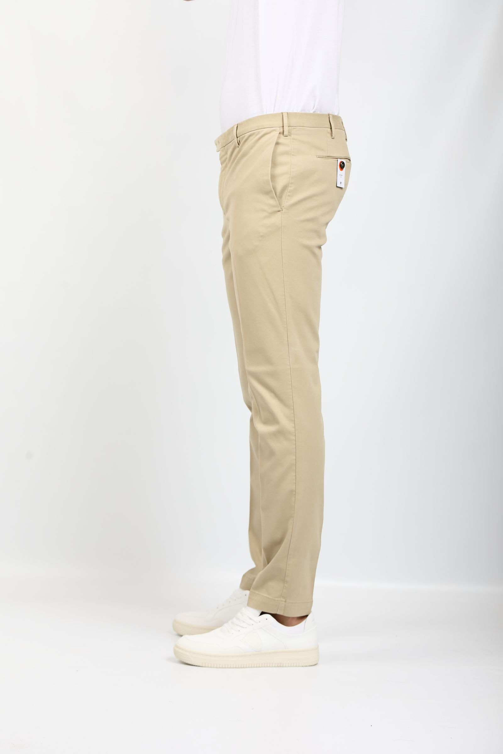 GABARDINE TROUSERS PT TORINO | Pants | KTZEZE00CL1-NU460060