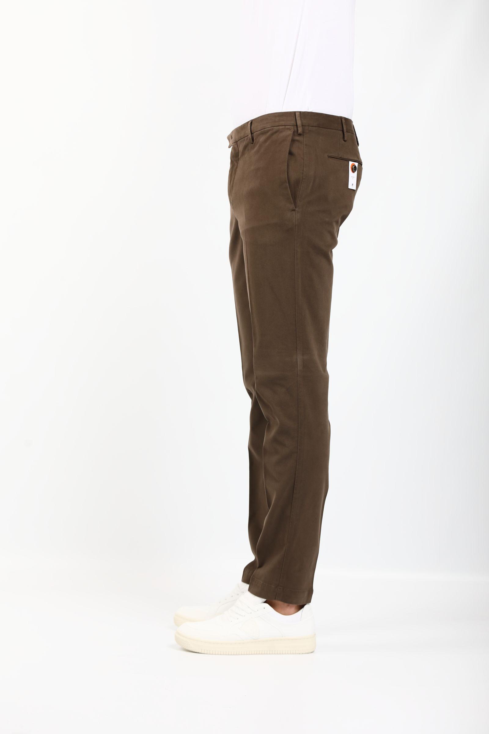 GABARDINE TROUSERS PT TORINO | Pants | KTZEZE00CL1-NU460180