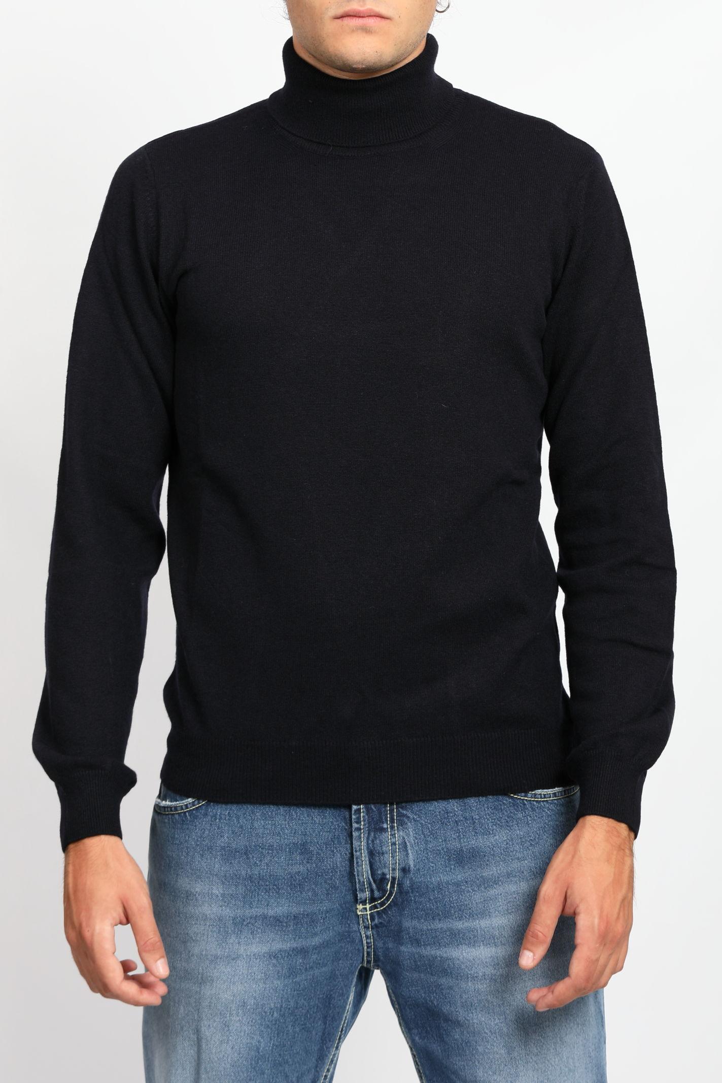 CASHMERE BLEND TURTLENECK SWEATER RE_BRANDED   Knitwear   M933KIWS100646