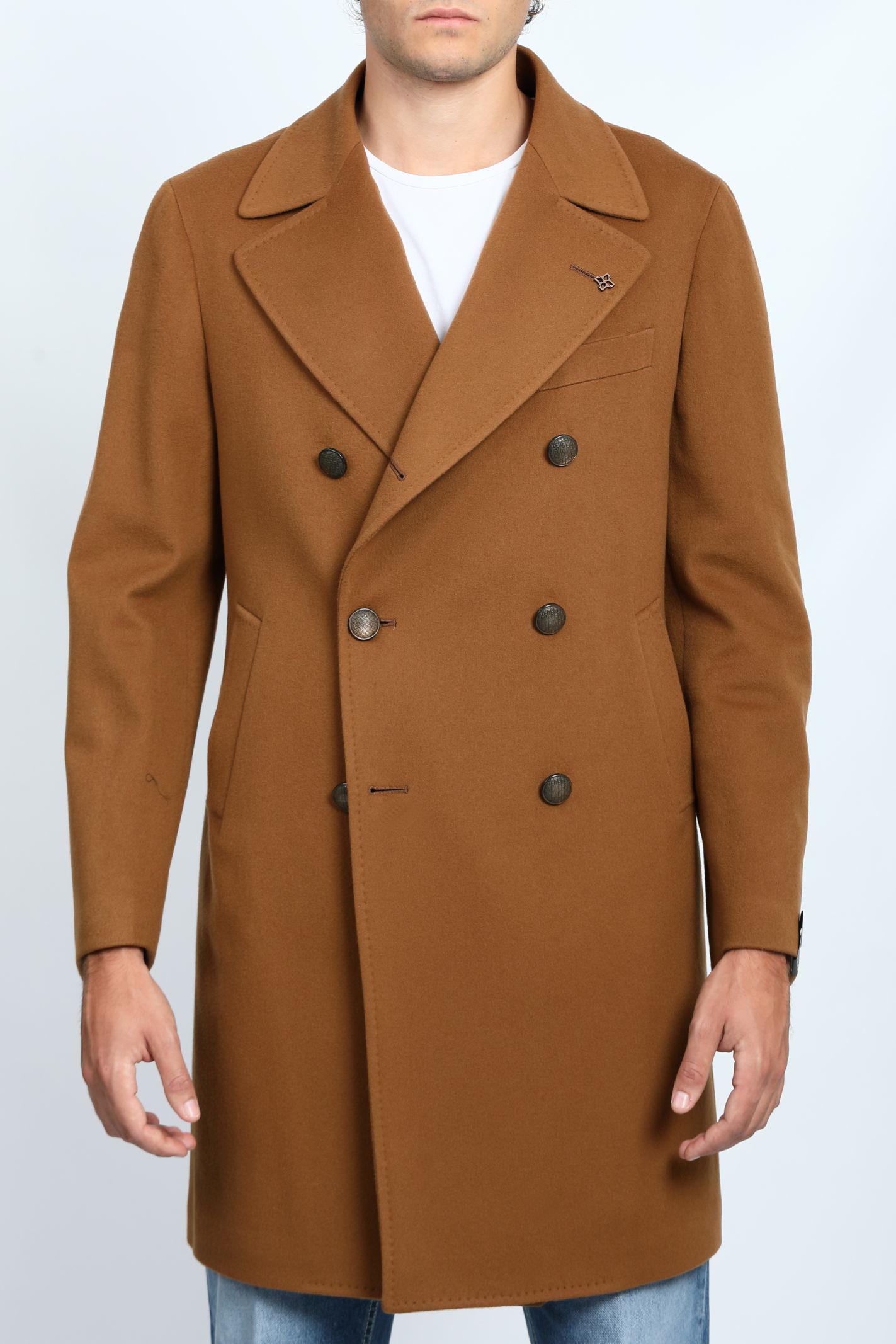 CACHEMIRE BLEND COAT TAGLIATORE   Coats   ARDEN-TRP-350001K3436
