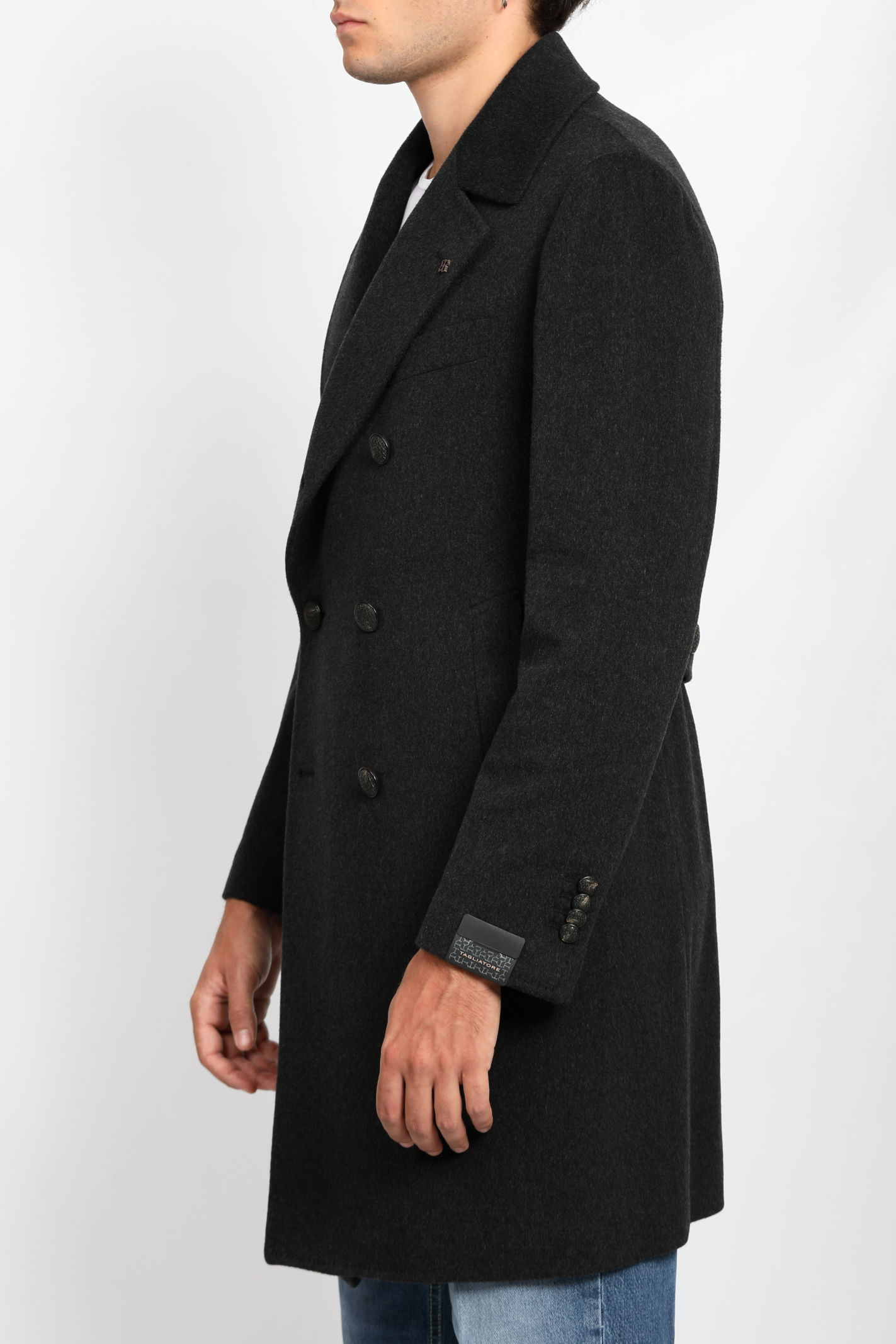 CACHEMIRE BLEND COAT TAGLIATORE   Coats   ARDEN-TRP-350001S3434