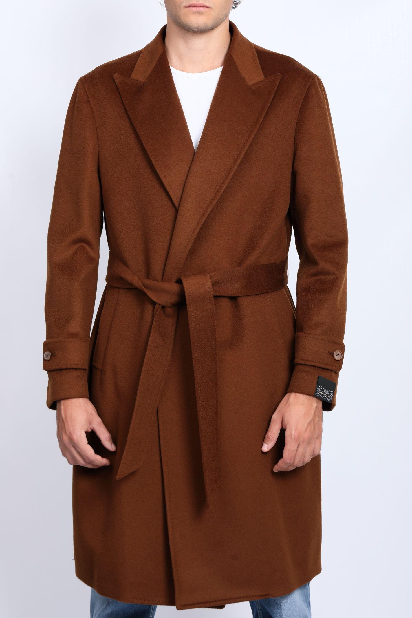 VIRGIN WOOL COAT TAGLIATORE | Coats | C-ARICA-A50017UM1051