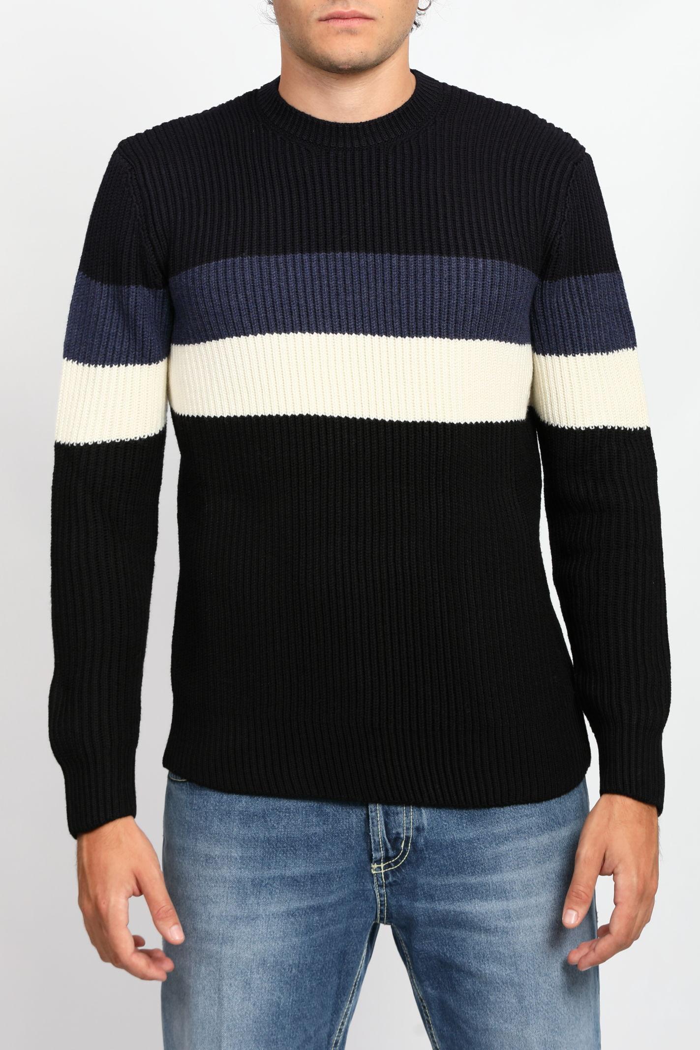 WOOL SWEATER TAGLIATORE | Knitwear | MGLLA4CL-PWI21BIXS