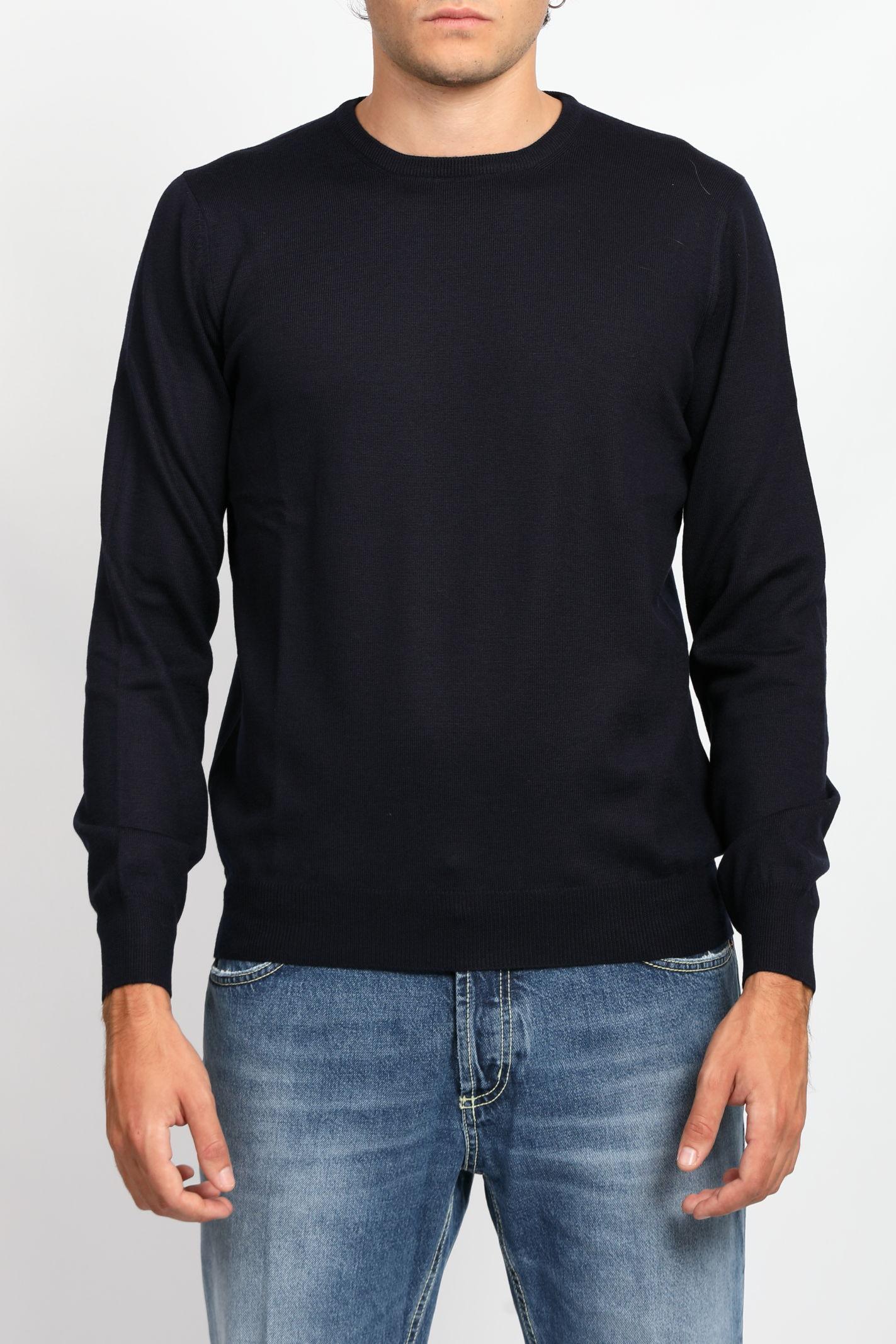 PURE VIRGIN WOOL SWEATER TAGLIATORE | Knitwear | MGLLA567-GSI21598