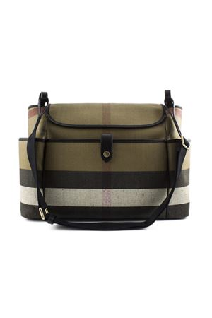 189a3ed41816 Cotton blend House Check changing bag. Colore  check. Product  4059303BLACK  Availability  In stock