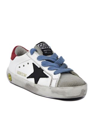 GOLDEN GOOSE | 484 | G35KS001B11WHITELIGHTBLUELACE