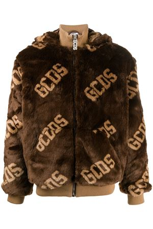 GCDS | 93 | FW21M040050BROWN