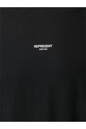 REPRESENT | 24 | M0504401JETBLACK