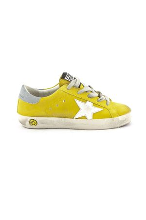 GOLDEN GOOSE | 484 | G34KS301A87YELLOWWHITE