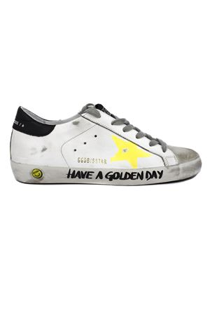GOLDEN GOOSE | 484 | G36KS301B42WHITEYELLOW