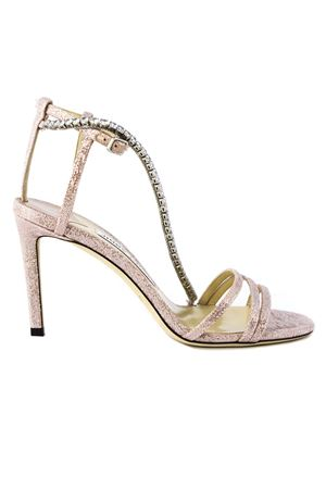 JIMMY CHOO | 463 | THAIA85GFYBALLETPINK
