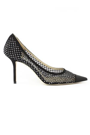 JIMMY CHOO | 80 | LOVE85UEUBLACKCRYSTAL