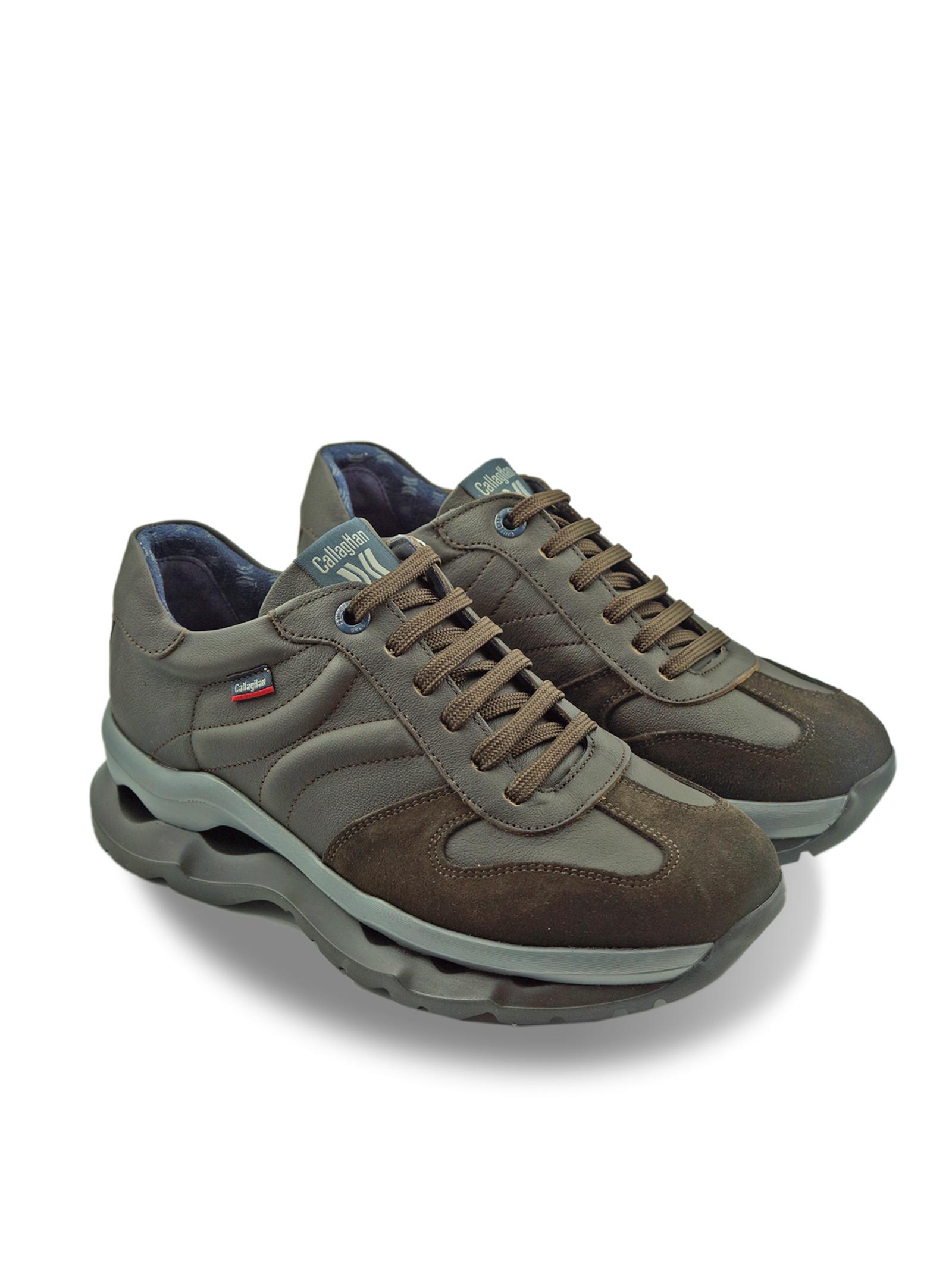 Sneakers da Uomo Callaghan Callaghan | Sneakers | 17811MARRONE