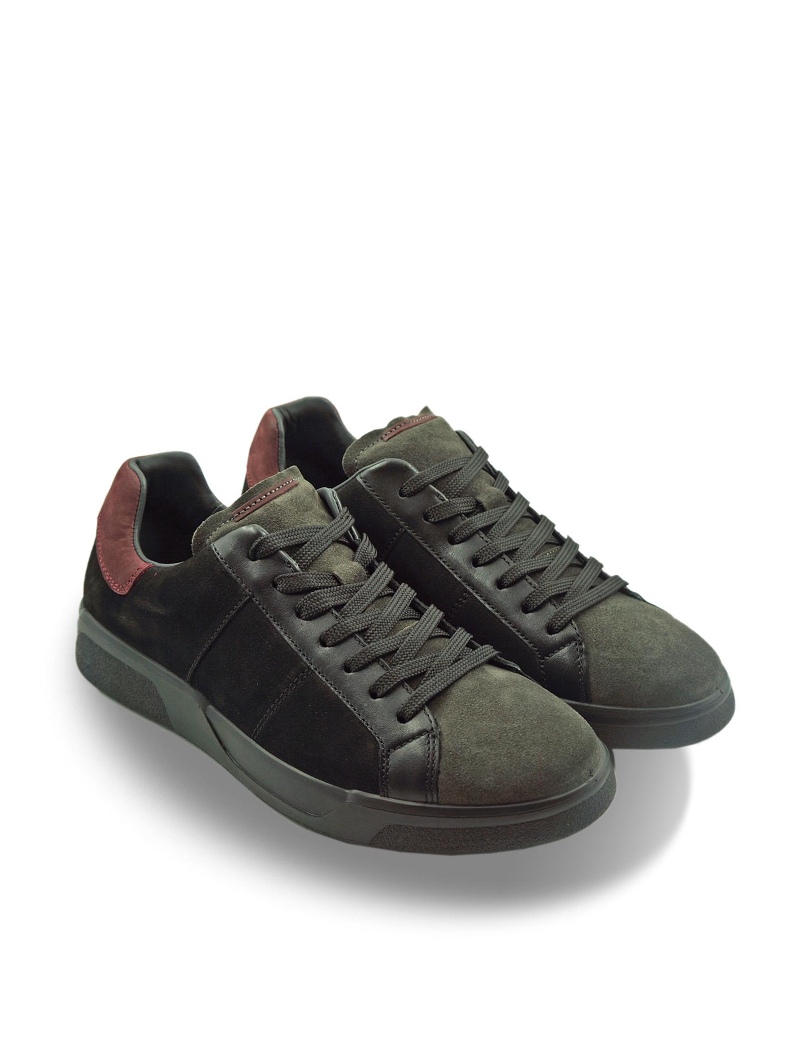 Sneakers Uomo Grunland Grunland | Sneakers | SC2953NEROMULTI