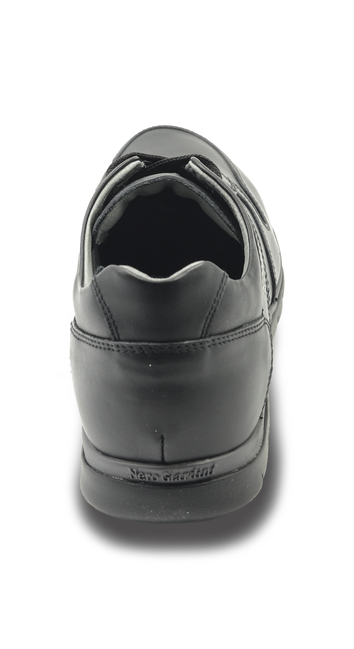 Sneakers Nero Giardini | Stringate | I001700UNERO