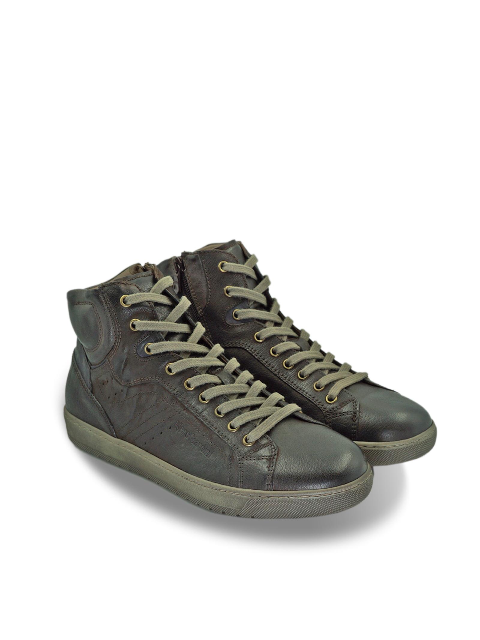 Stivaletto Nero Giardini   Sneakers   I001731UMARRONE