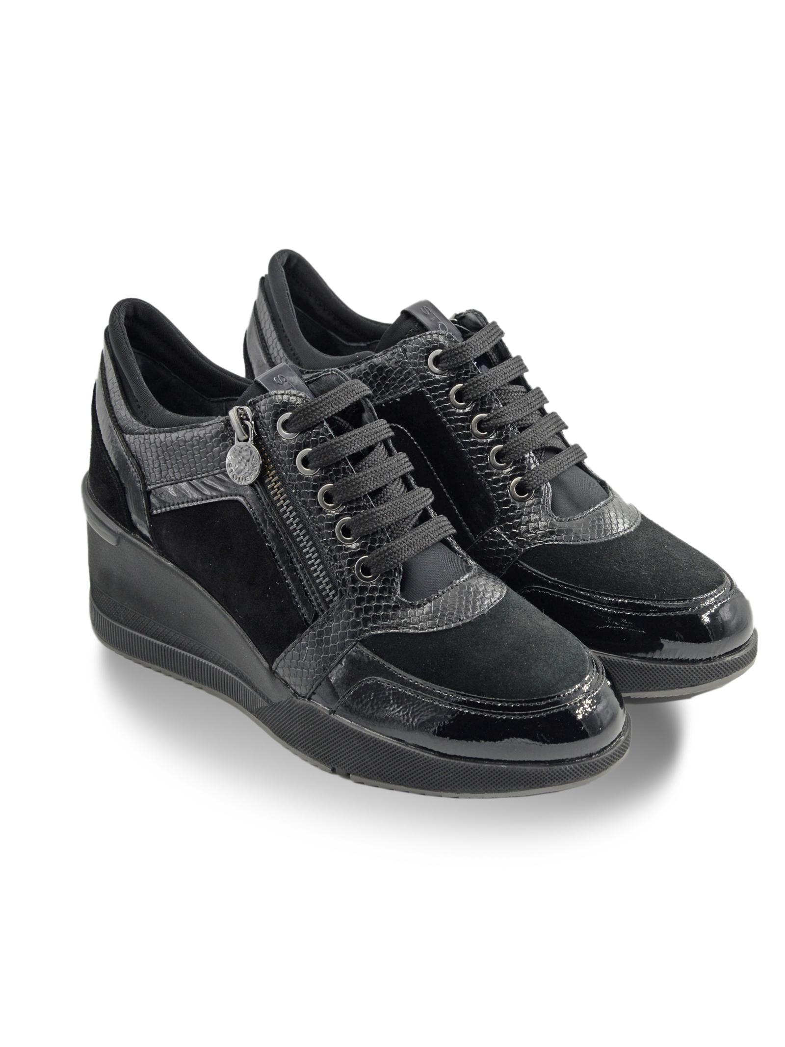 Sneakers Donna Stonefly Stonefly | Sneakers | 215002NERO
