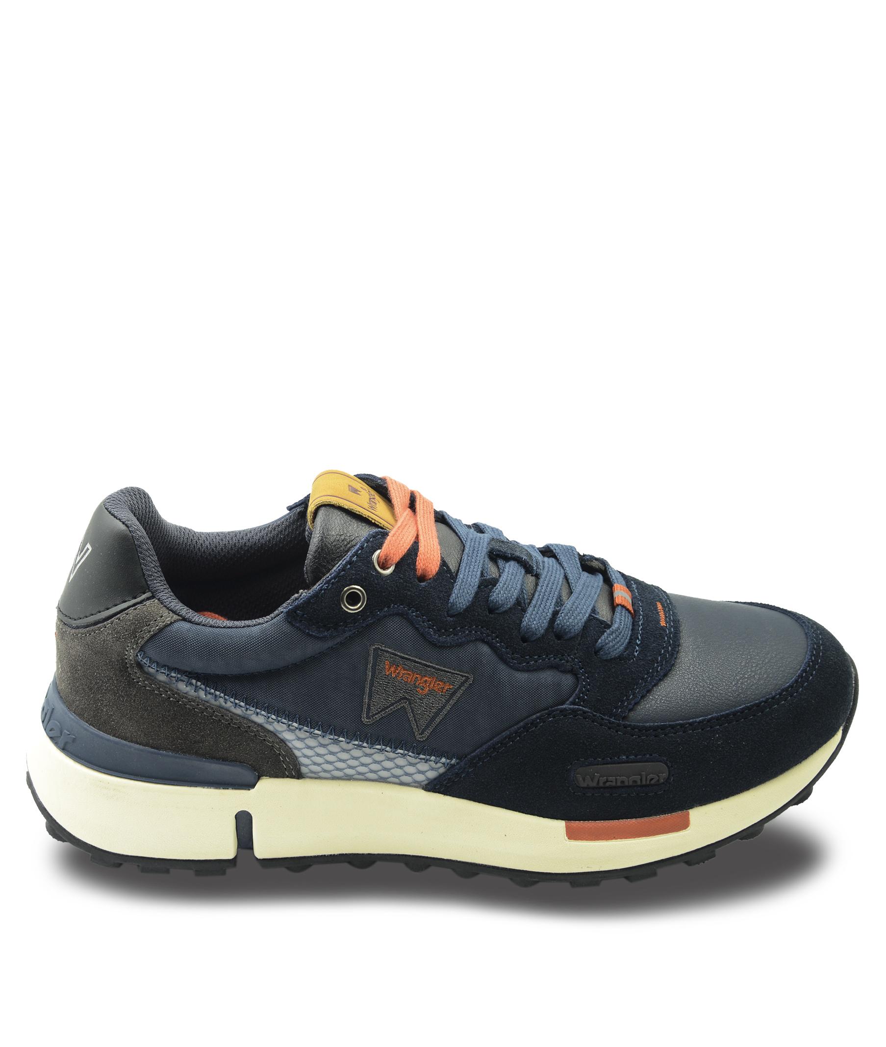 Sneakers Wrangler   Sneakers   ICON70BLU