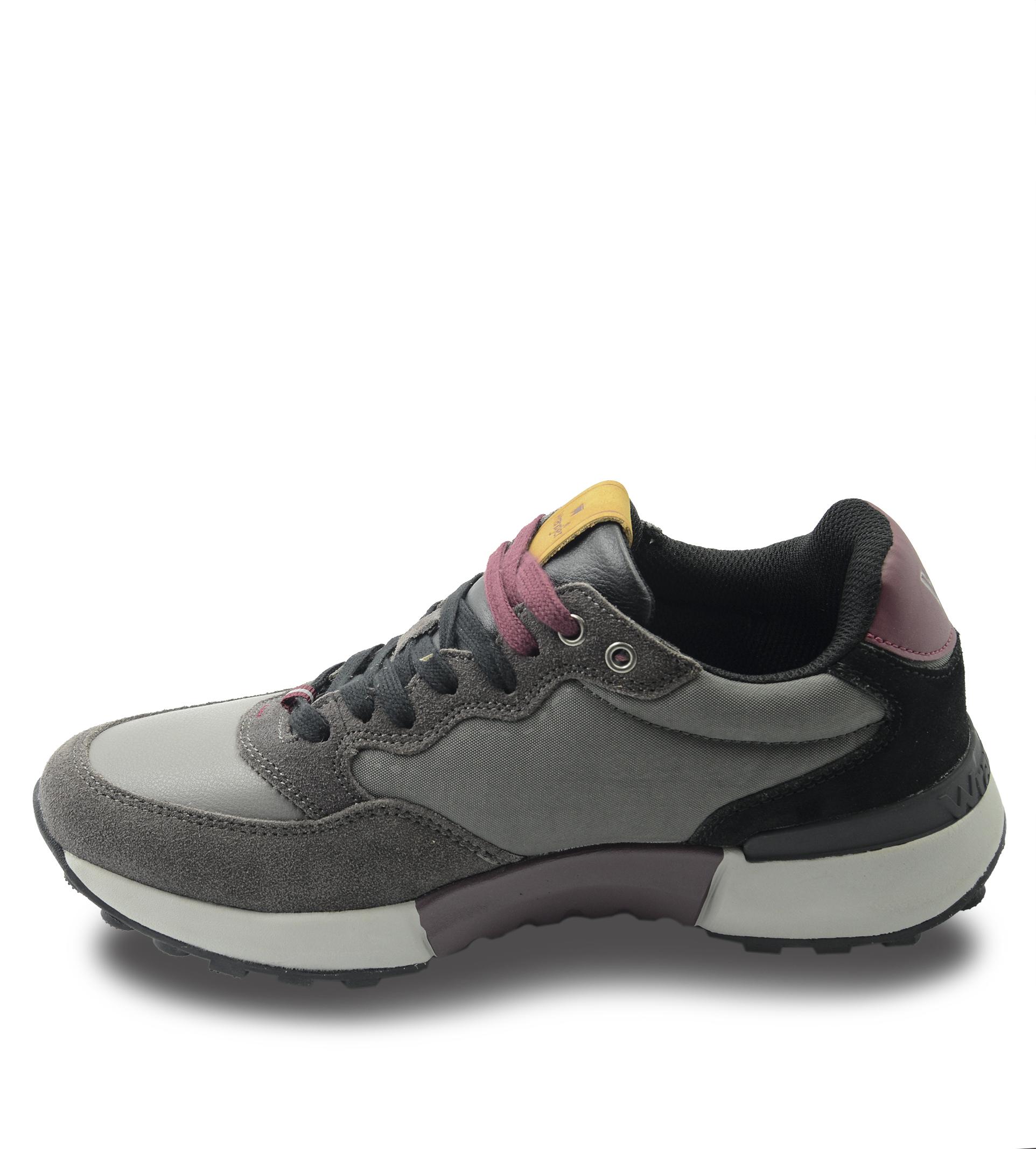 Sneakers Wrangler | Sneakers | ICON70GRIGIO