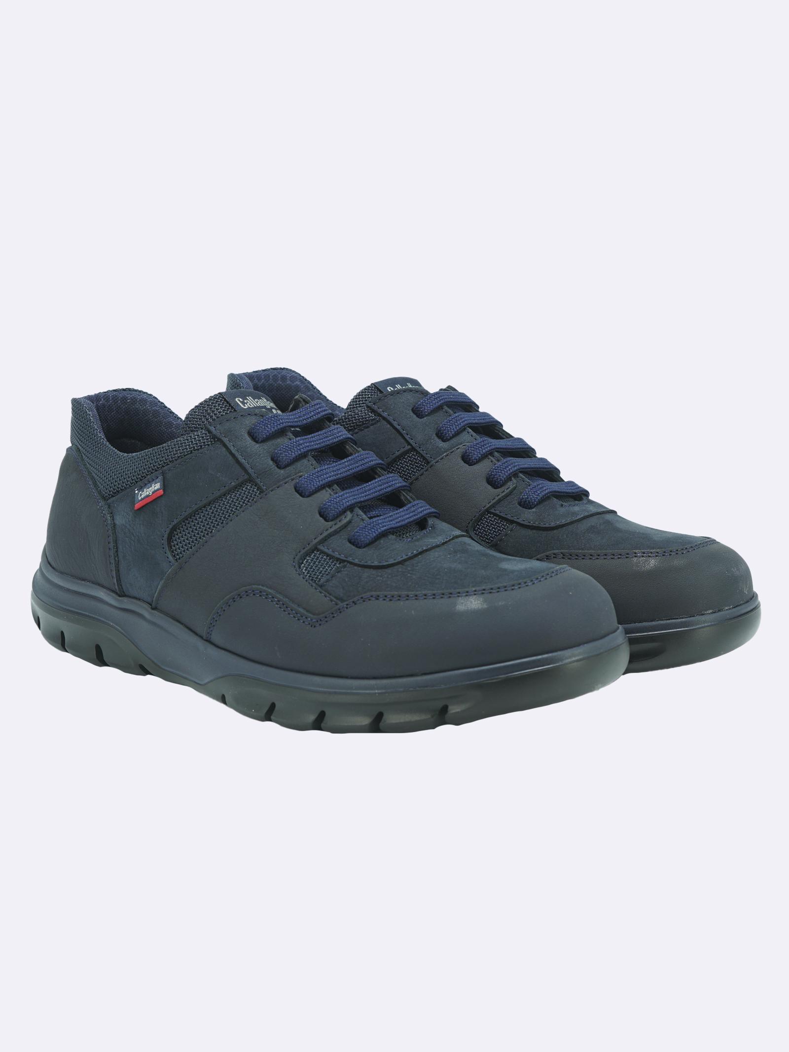 Sneakers Blu con Plantare Estraibile Callaghan   Sneakers   16209BLU