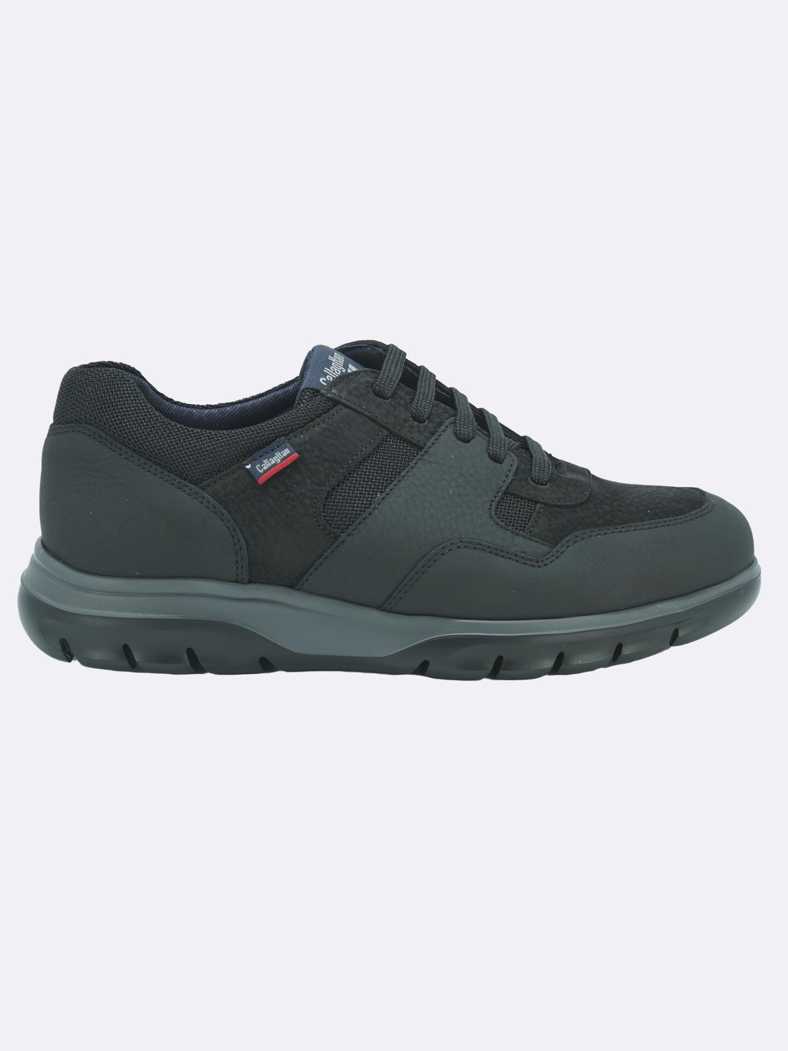 Sneakers Nera con Plantare Estraibile Callaghan | Sneakers | 16209NERO