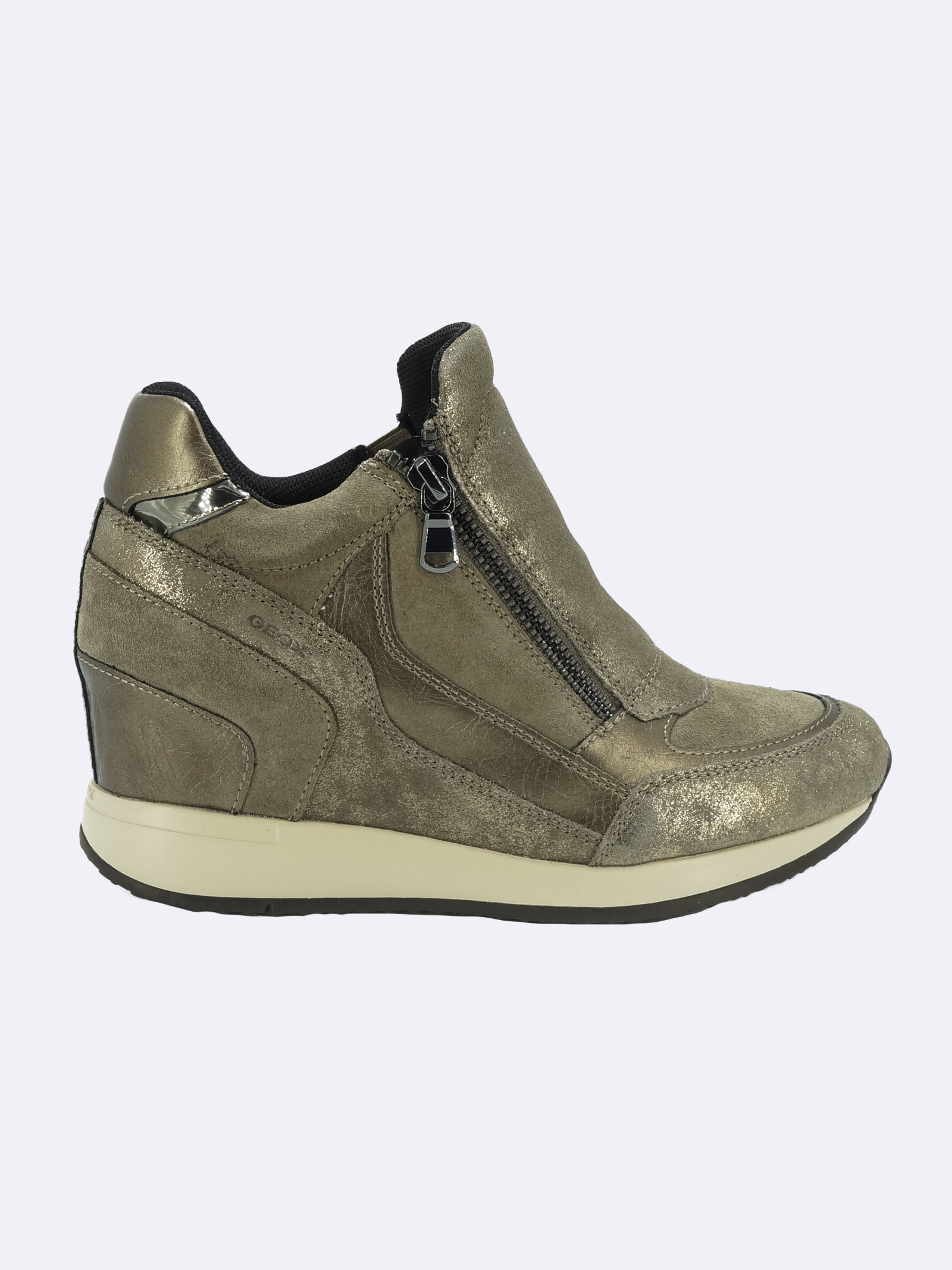 Sneakers Donna con Zeppa GEOX   Sneakers   NYDAMED620QATAUPEC5005