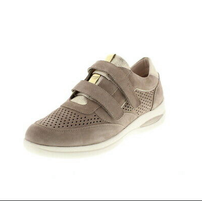 Sneakers in Pelle Stonefly Stonefly | Sneakers | 211268TAUPE