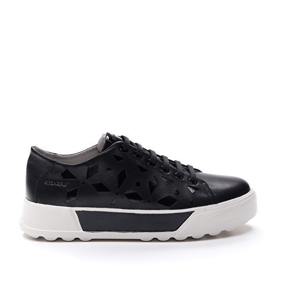Sneakers Donna in Pelle Stonefly Stonefly   Sneakers   213826NERO
