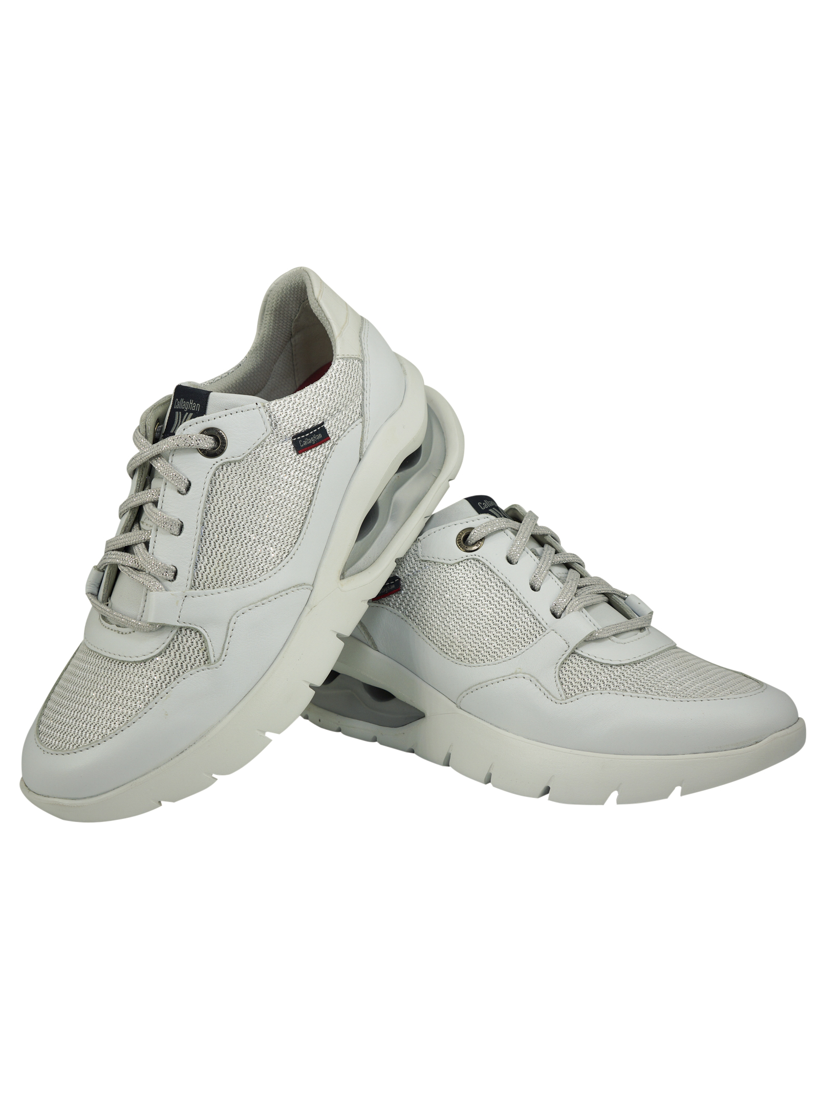Sneakers Donna in Pelle Callaghan Callaghan | Sneakers | 45800BIANCO