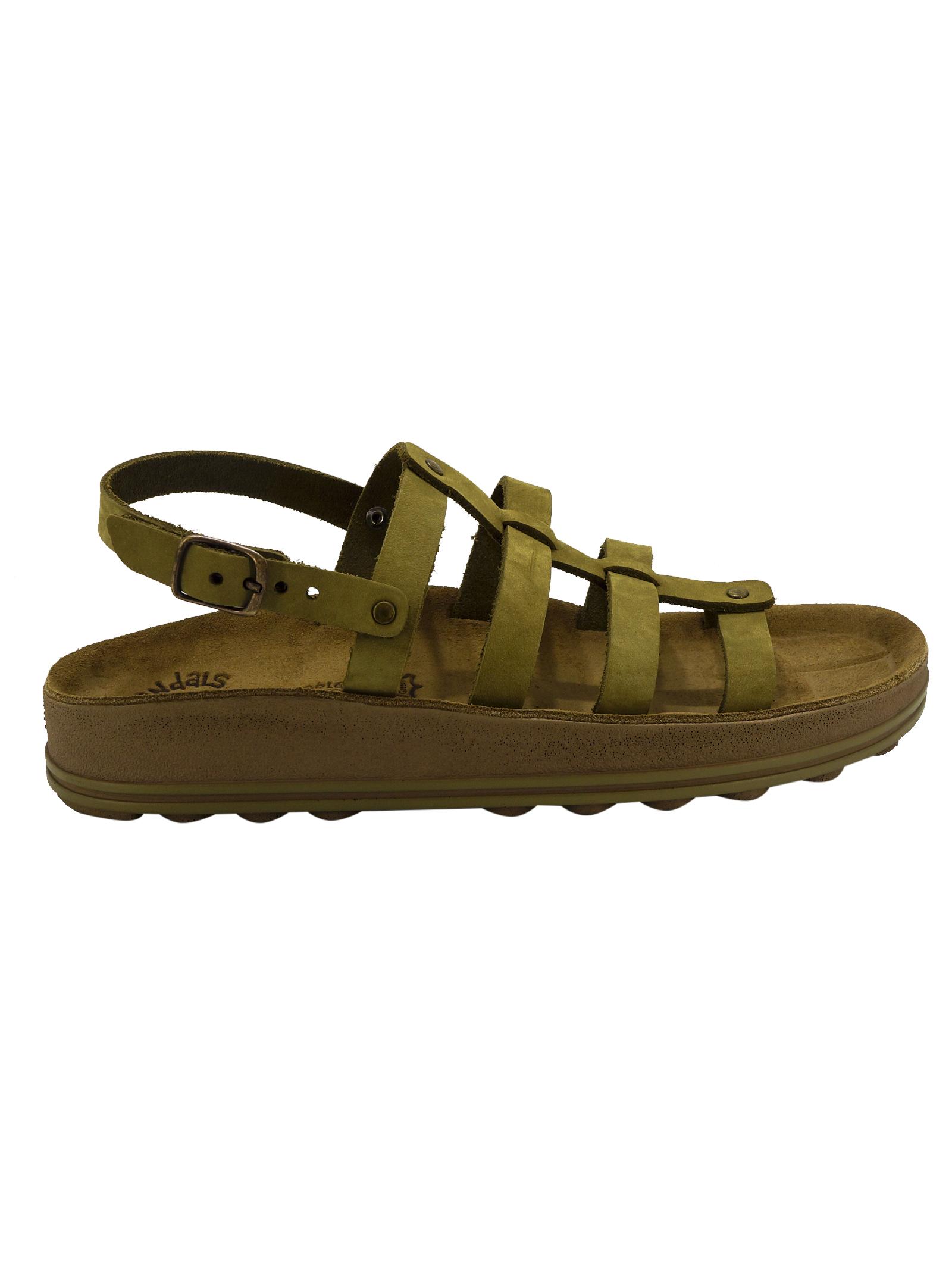 Sandali Donna Plantare Fantasy Sandals FANTASY SANDALS   Sandali   S318OLIVA