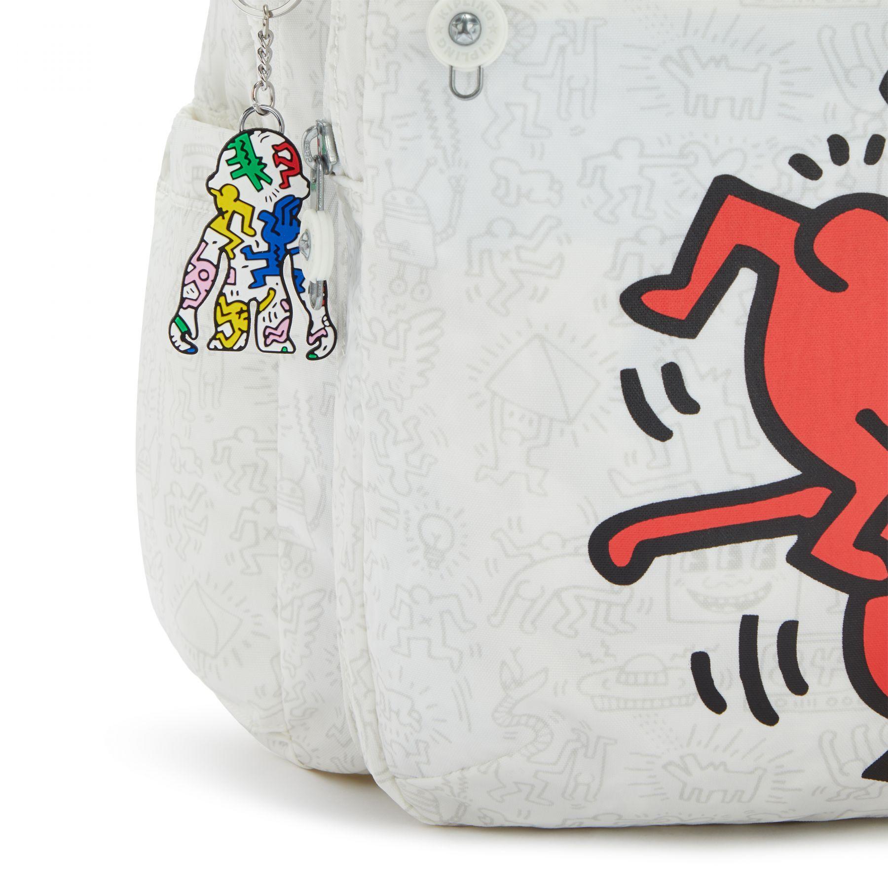 Zaino Keith Haring Kiplin Kipling   Zaini   SEOULHARING
