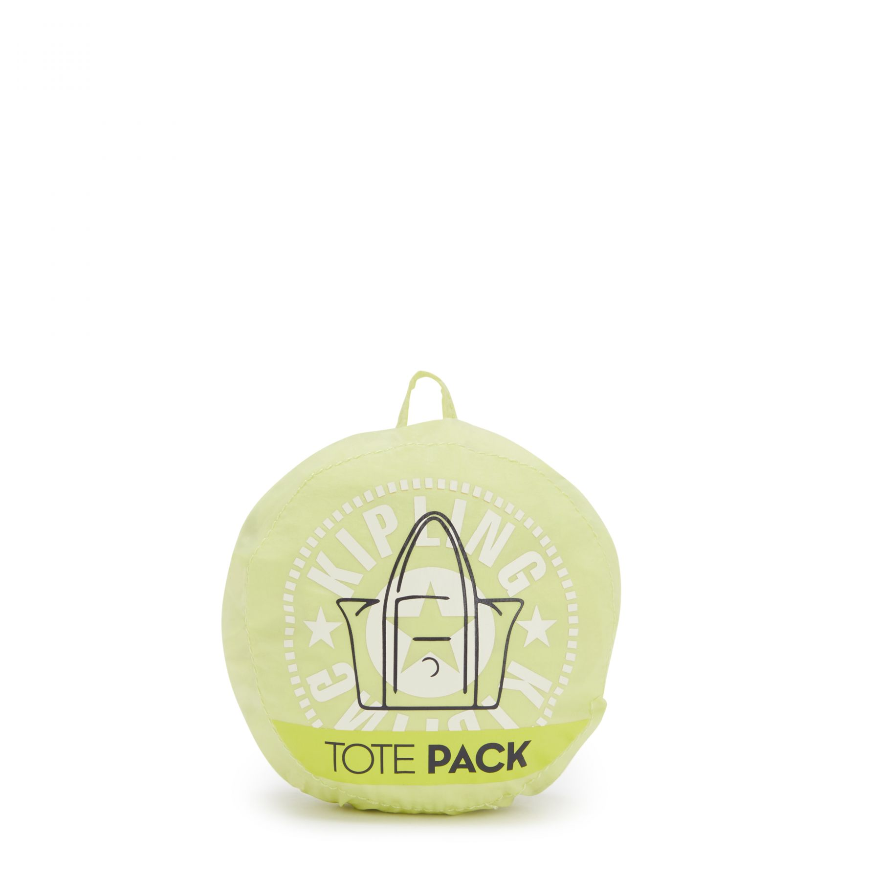 TOTE PACK Kipling | Accessori | TOTEPACKLIMEGREEN