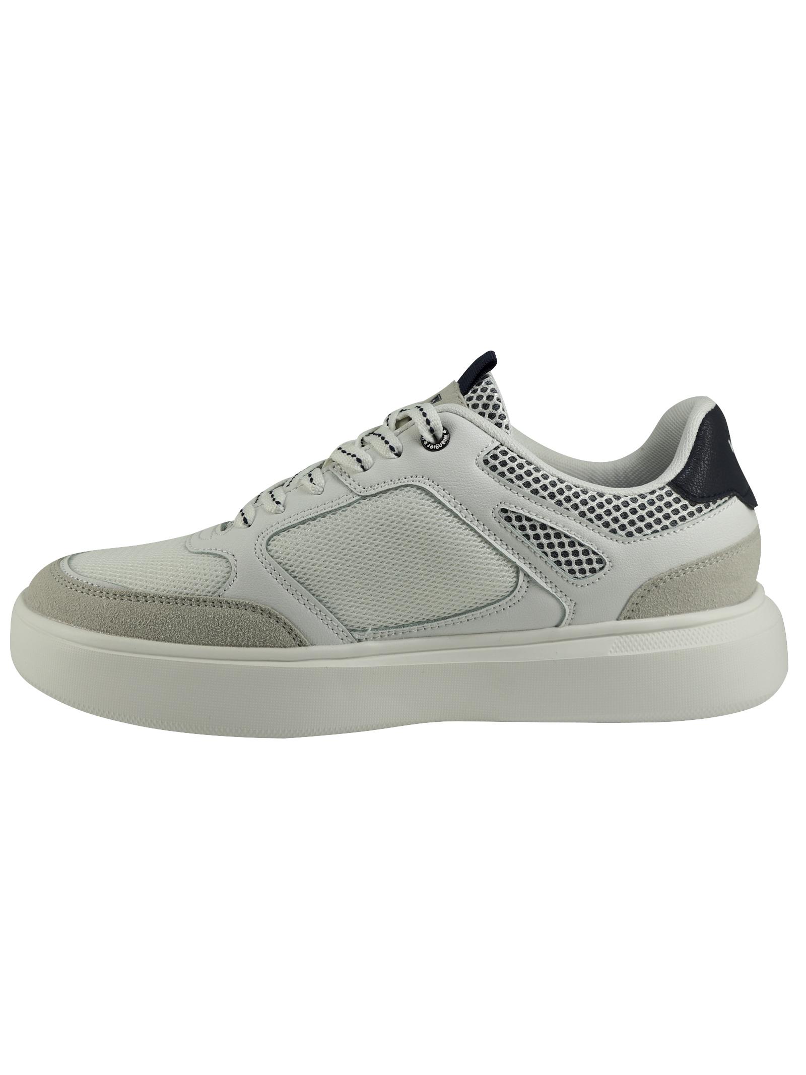 Sneakers Uomo Wrangler Wrangler | Sneakers | DAVISBASKETWHITE/NAVY