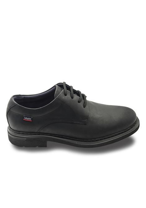 Scarpa Callaghan | Stringate | 16400NERO