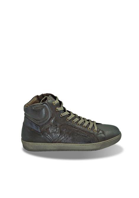 Stivaletto Nero Giardini | Sneakers | I001731UMARRONE