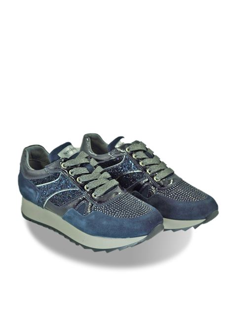 Sneakers Donna Nero Giardini Nero Giardini | Sneakers | I013190DBLU