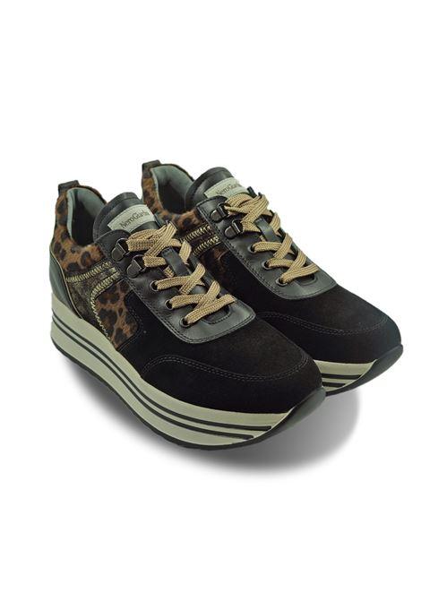 Sneakers Donna Nero Giardini Nero Giardini | Sneakers | I013290DNERO