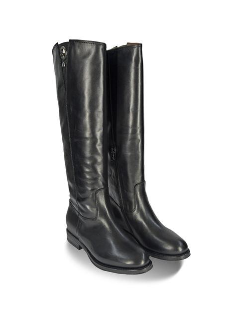 Stivale Nero Giardini | Stivali | I014050DNERO