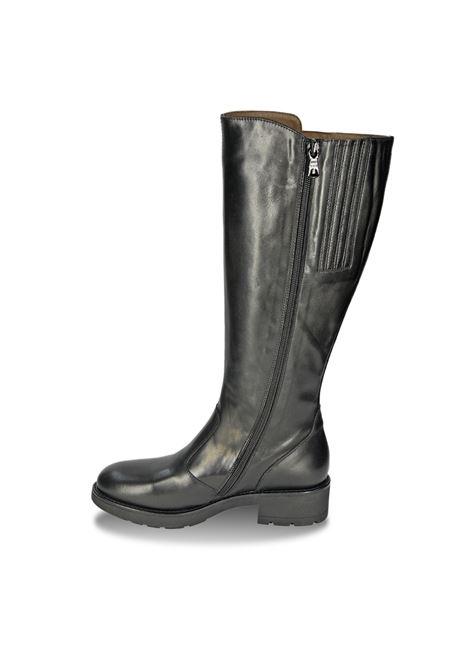 Stivale Nero Giardini | Stivali | I014095DNERO