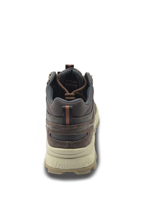Sneakers Uomo Wrangler Wrangler | Stivaletti | CROSSYMIDMARRONE