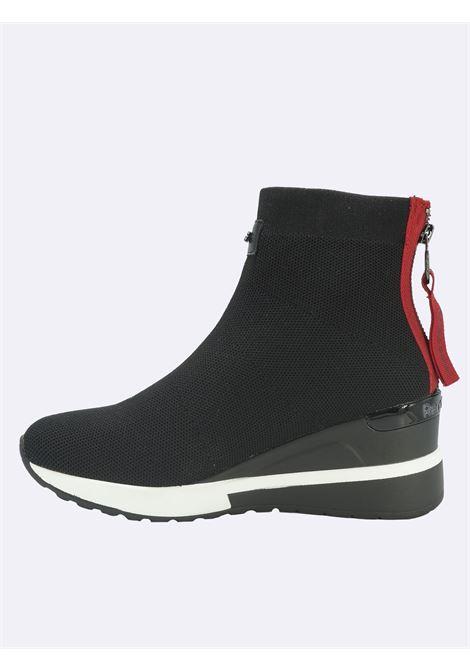 Sneakers Calzino Donna Renato Chiarini Exe | Sneakers | 410BLACK