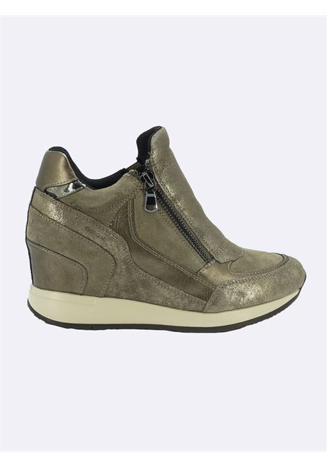 Sneakers Donna con Zeppa GEOX | Sneakers | NYDAMED620QATAUPEC5005