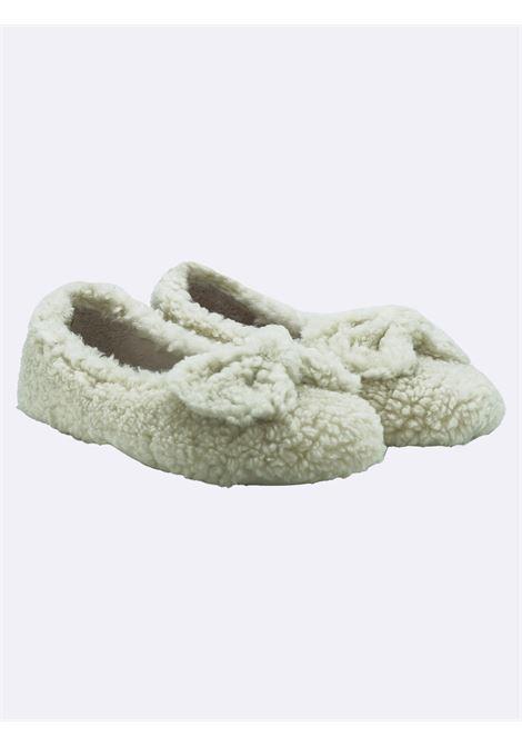 Pantofole Chiuse con Plantare Estraibile Grunland | Pantofole | PA1134BEIGE