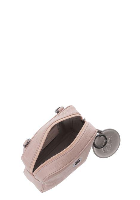 Borsa a Tracolla in Pelle Rosa Mandarina Duck Mandarina Duck | Borse | FZT22CAMERABAGROSA